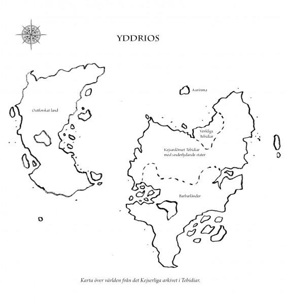 Map-Yddrios