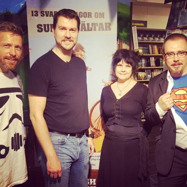 Superhjältar Lupina Ojala