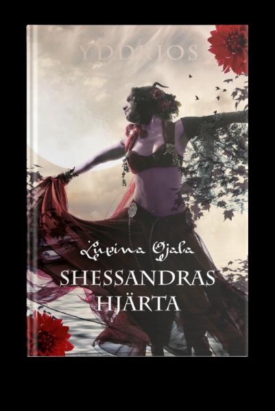 Bokomslag Shessandras hjärta